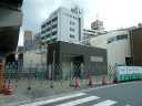 椎名町駅の改修工事